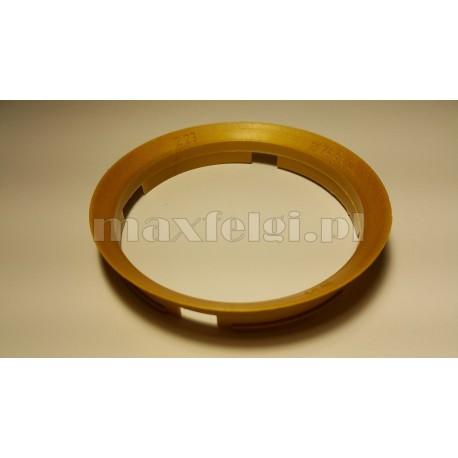 Pierścień centrujący dystansowy 74,1 / 76,9 pierścienie centrujące felg aluminiowych BMW