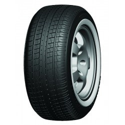 WINDFORCE P205/70R15 PRIME TOUR 95S TL White Wall (25 mm)  E WI511W1
